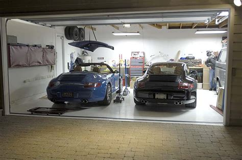 In Lights For Garage Garage Lighting Rennlist Porsche Discussion Forums