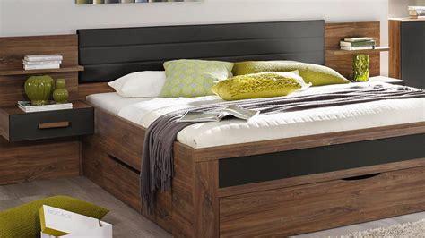 schlafzimmer set eiche schlafzimmer set 2 bernau eiche stirling grau und basalt