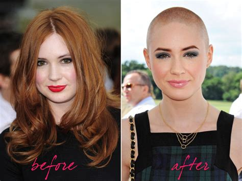 best hair makeovers for women before and after haircut makeovers hairstylegalleries com