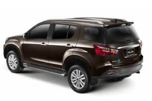 Mux Isuzu Price Isuzu Mux Vs Toyota Fortuner Autos Post