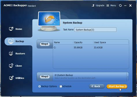 backup image how to create a system image backup in windows 7