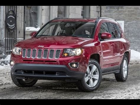 jeep compass back 2016 2016 jeep compass review youtube
