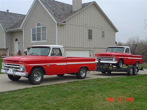 4 5 6 chevy trucks 1966 chevy c20 custom cer lwb fleetside towing 1965 che