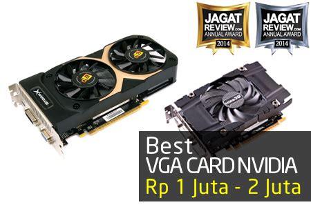 Vga Card 1 Juta vga gaming nvidia terbaik tahun 2014 di harga rp 1 2 juta jagat review