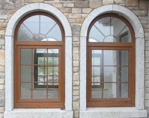 Secure House Windows Decorating Granite Arched Home Window Design Ideas Exterior Home Window Windows Pinterest