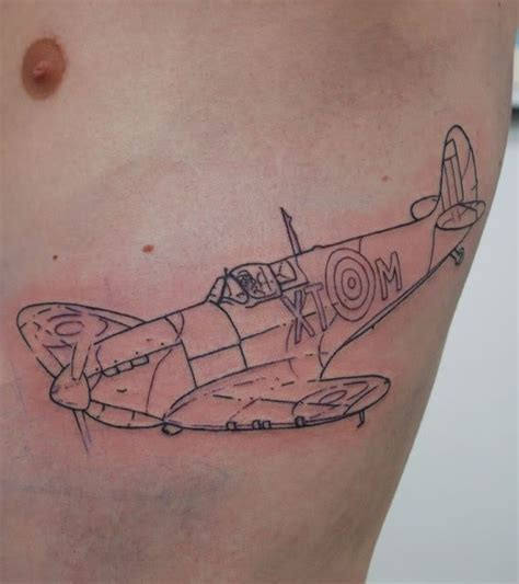 port and starboard tattoo best 25 spitfire ideas on