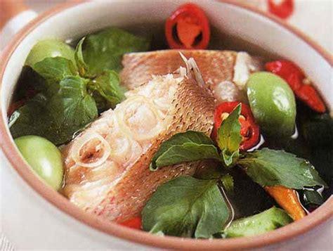 resep salad buah spesial enak dan segar sebuah inspirasi resep masak dan cara membuat ikan kerapu kuah asam yang
