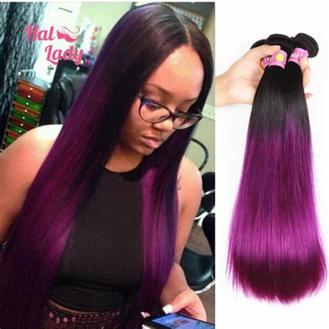 weave hairstyles with purple tips best 20 purple weave hair ideas on pinterest hair