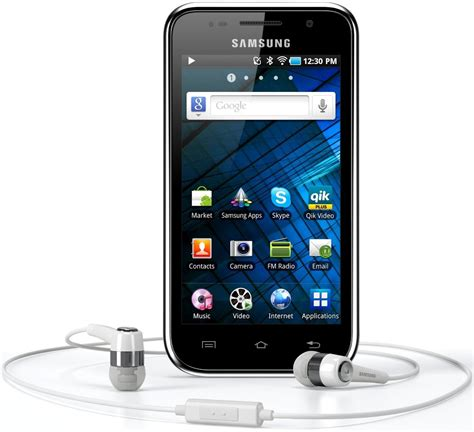 is a galaxy an android review samsung galaxy 5 with android mp3 player zay techno