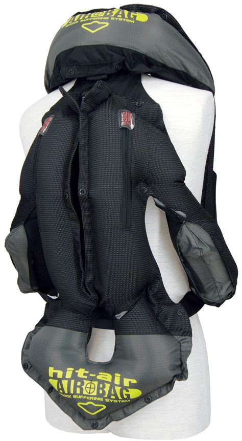 Hit Air MLV RC Reflective Airbag Vest   FREE UK DELIVERY
