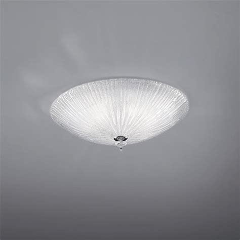 id008608 shell pl3 ceiling light for low ceilings