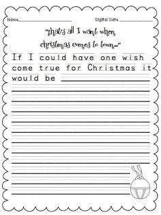 christmas writing activities for 2nd grade 1000 images about sch writing on writing writing activities