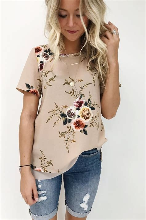Floral Sleeve Blouse best 20 floral blouse ideas on floral print