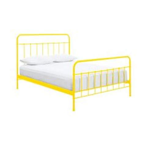 Bedroom Furniture Bed Frames Bed Frame Domayne Yellow Bed Frame