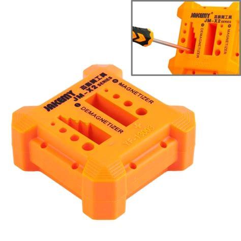 Jakemy Magnetizer Demagnetizer Jm X2 Glzx jakemy jm x2 magnetizer demagnetizer with screwdriver holes size medium alex nld
