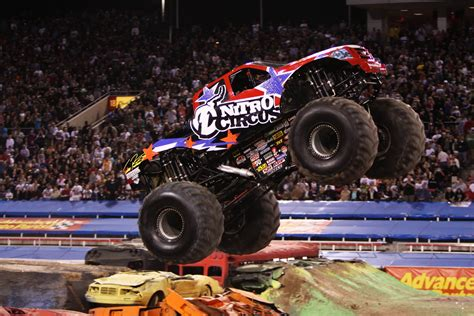 monster trucks cool video flying cool car s part i adavenautomodified
