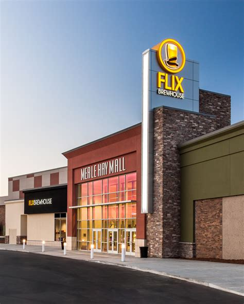 Flix Brewhouse Gift Card - overview merle hay mall