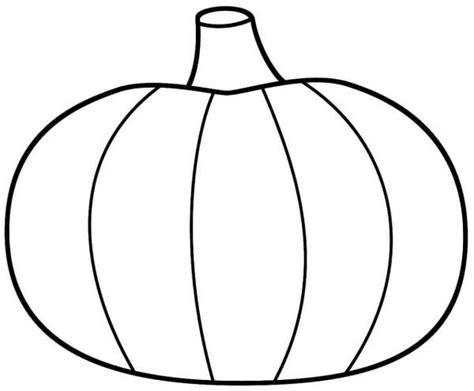 pumpkin outline coloring pages m 225 s de 25 ideas incre 237 bles sobre pumpkin coloring pages en