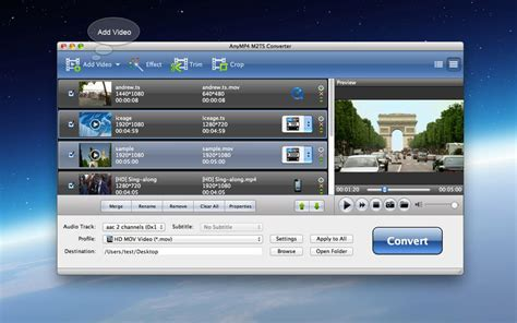 format video m2ts m2ts to mkv convert alfaparts