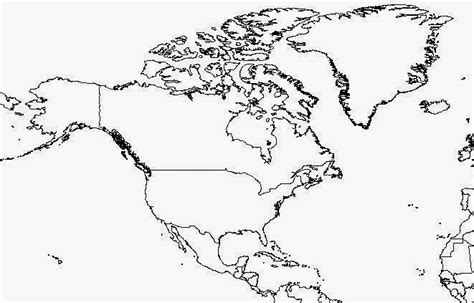 america map outline blank blank america map free printable maps