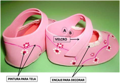 zpatitos para baby shower en goma eva las manualidades las manualidades de claudia todo sacado de la web