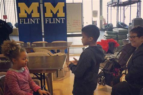Um Flint Now Um Flint by Um Flint Partnership Gives Children Educational Place