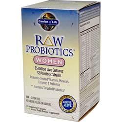 garden of probiotics 90 veggie caps