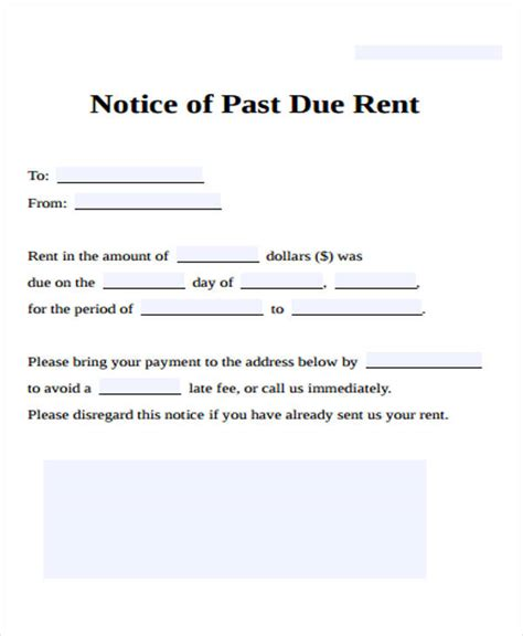 ohio lease termination letter form 30 day notice eforms free