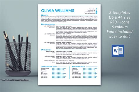 word document resume template opnlp co