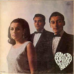 el gran trio el gran trio toma mi corazon vinyl lp album at discogs
