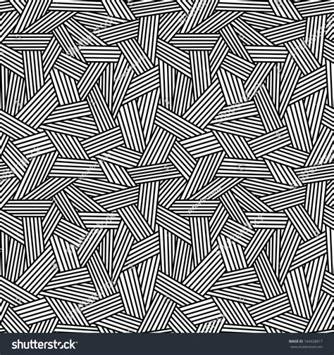 hatch pattern en francais vector seamless pattern with interweaving of lines