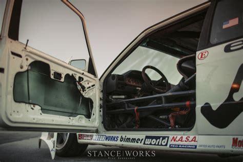 battered bruised   bmw   club racer stanceworkscom