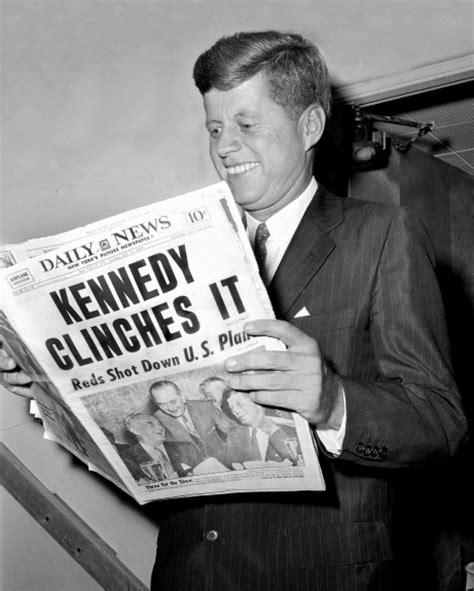Jfk F Kennedy American President Usa Politics W Douglass f kennedy 1960 photos new york the 1960s ny daily news