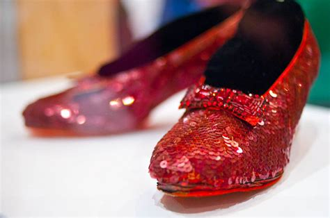 which smithsonian has ruby slippers file smithsonian national museum of american history