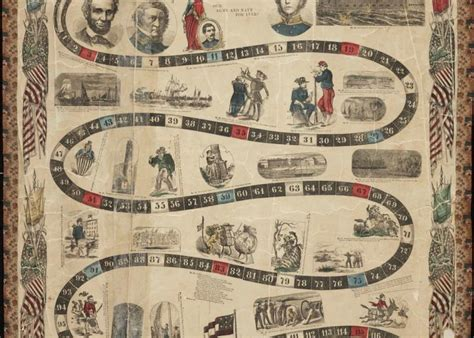 printable war board games history of civil war board game 1862 pro union game