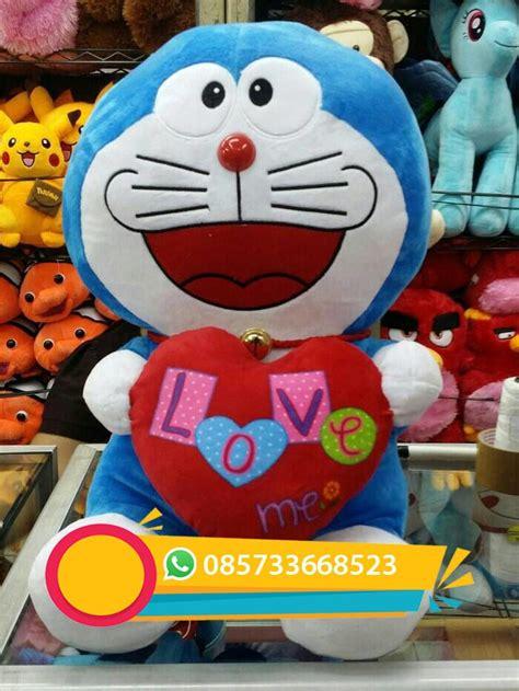 Buket Bunga Buket Doraemon L gambar doraemon memenuhi mewah bantal boneka lembut