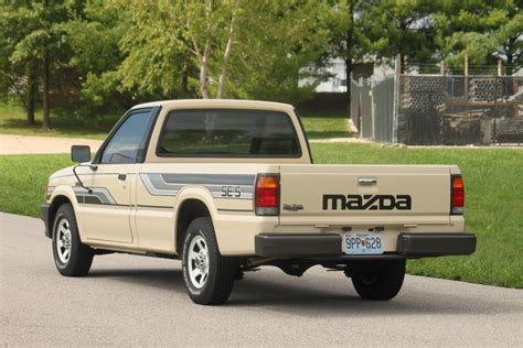 1986 mazda b2000 for sale brand new 1986 mazda b2000 se longbed mazdabscene