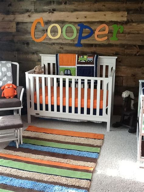 rustic baby room rustic yet modern baby boy nursery project nursery