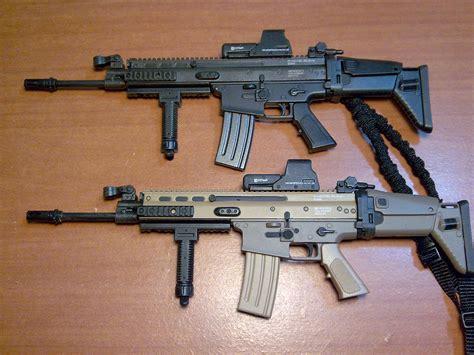 scar 17s tattoo assault rifle hot toys fn scar rifle fn scar toy and assault rifle