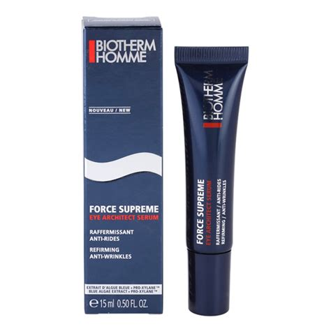 biotherm homme supreme biotherm homme supreme refirming anti wrinkle