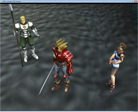 The Dragoon legend of dragoon the iso disc3of4 iso