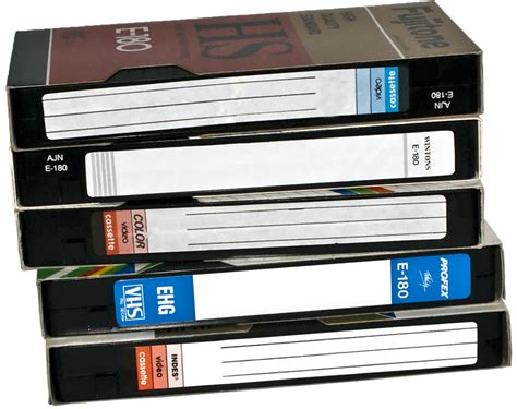 Or Vhs Canberra Vhs And Vhs C Copied To Dvd And Digital Files National Centre To