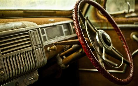 vintage auto upholstery classic car interior wallpaper 36889 1680x1050 px