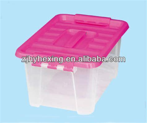 Lemari Plastik Transparan Kotak Penyimpanan Lemari Wadah Plastik Kotak Pp Transparan