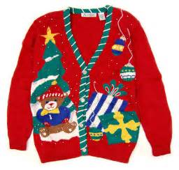 5 ugly christmas sweaters to get you in the festive spirit