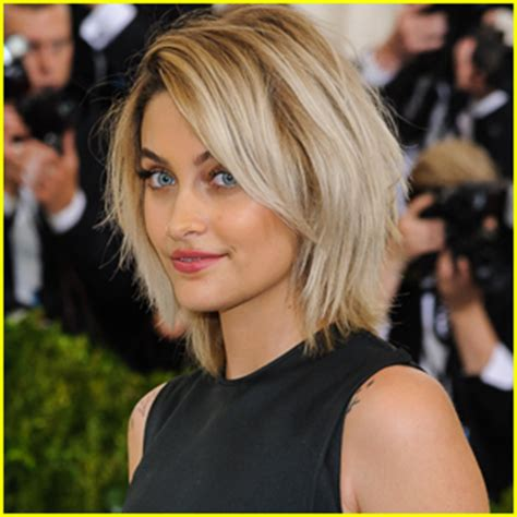 what hair style did paris jackson cut her hair paris jackson doesn t care what you think of her armpit