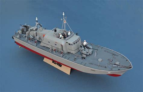 fast patrol boats ww2 ship models