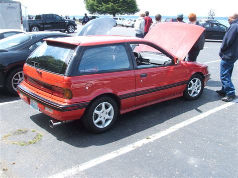 mitsubishi colt 1991 1991 dodge colt information and photos zombiedrive