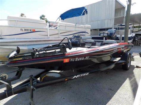 nitro bass boats for sale ebay 1995 nitro bass boats for sale