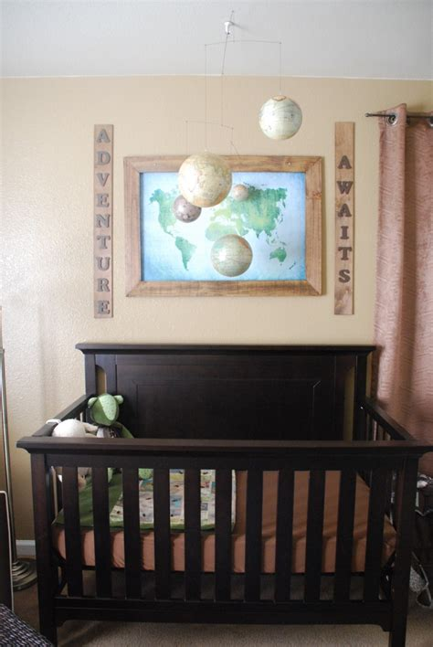 room theme we ve got the whole world in our nurseries project nursery